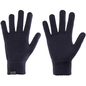 Jack Wolfskin Milton Gloves night blue